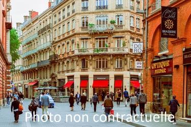 Centre ville avec mention non contractuelle