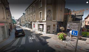 Rue de la poterie VITRE